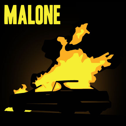 You've reached the Malone website.